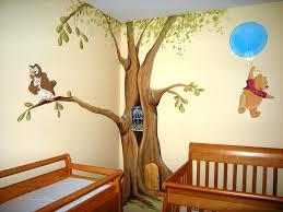 nursery wall decor easy solutions for boys and girls rooms winnie the pooh nursery decor