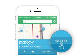 divvy bike map go mobile with transit app divvy bikes