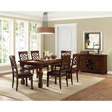 member u0027s mark malone 7 piece dining set sam u0027s club