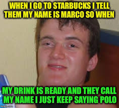 Marco Meme - 10 guy meme imgflip