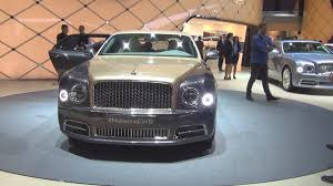 bentley mulsanne custom interior bentley mulsanne ewb 2016 exterior and interior in 3d youtube