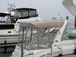Sailboat Sun Awnings Radar Arch Enclosures And Custom Sun Awnings