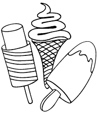 i like ice cream coloring pages bulk color