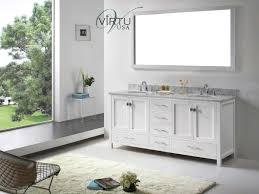 Raising Bathroom Vanity 5 Foot Double Sink Vanity Articlesec Com