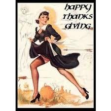 fashion me fabulous happy thanksgiving pilgrim retro pinup