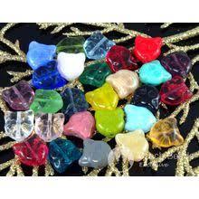 trick or treat but better tighten the bead czech glass halloween