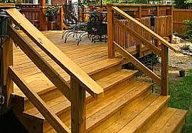 Deck Stairs Design Ideas Best Deck Stair Design