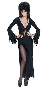 Storm Halloween Costume Official Elvira Costume Grand Heritage Costumes