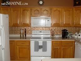 Modernizing Oak Kitchen Cabinets Decorate Kitchen Cabinets Without Paint Photogiraffe Me
