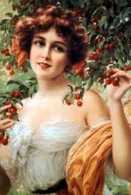 women hairstyle france 1919 émile vernon french painter 1872 1919 émile vernon french