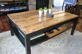 1000 ideas about ikea coffee table on pinterest lack vittsjo hack