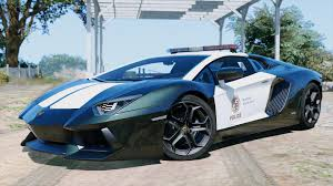 cars lamborghini pink police lamborghini aventador automatic spoiler gta5 mods com