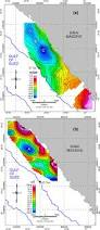 Gulf Of Aqaba Map Geophysical Constraints On The Hydrogeologic And Structural