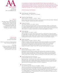 Web Producer Resume Resume U2014 Afton Michelle