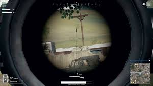 pubg 8x scope range pubg fun kar98 8x scope inside vehicle youtube