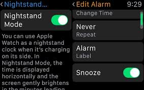 get out of bed with apple watch u0027s new nightstand mode cult of mac