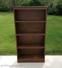 kids bookcase wood toddler book rack storage organizer bookshelves