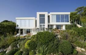 Modern Hill House Designs Villa On The Cap Ferrat To Visit When Having A Trip To Cã Te Dâ