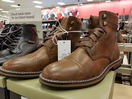 target s boots in store target mens black non slip shoes best fashion of shoes collections