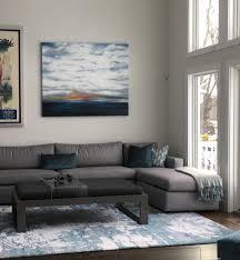livingroom johnston works on the wall johnston studio