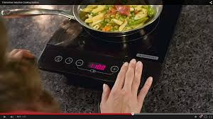 Duxtop Induction Cooktop Tramontina Induction Cooktop Kit Rvers And Campers Are Going To Love