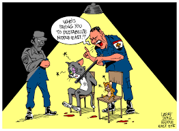 tom jerry blame middle east violence egyptian
