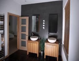 carrelage noir brillant salle de bain salle de bain ardoise et pierre