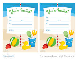 birthday party invitations templates plumegiant com