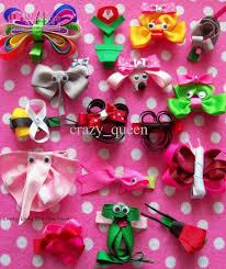 the ribbon boutique wholesale children s hair baby animal hair bow grosgrain