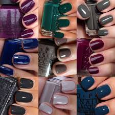 fall nail color trends nail color trends fall nail colors and