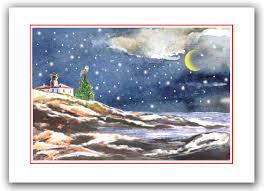 beavertail lighthouse with snowy owl on tree jamestown rhode