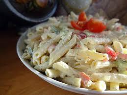 recette de salade de pâtes délicieuse