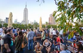new zipline at the bronx zoo 20 new york city rooftop bars to