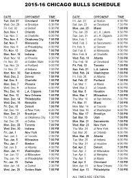 printable bulls schedule 2015 16 lakers schedule
