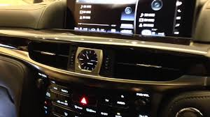 lexus lx interior 2016 lexus lx 570 full review interior exterior youtube