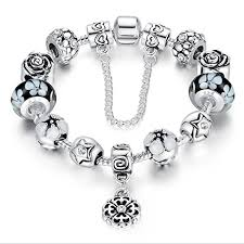 themed charm bracelet presentski fashion charm bracelet for and