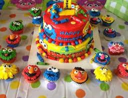 sesame street party birthday