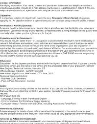 Download Sample Resume For Nurses by Sample Resume For Er Nurse Download Nurses Resume Nurses Resume