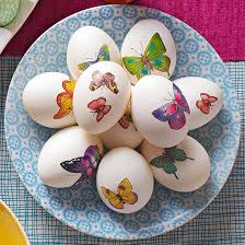 easter eggs decoration easy and fast pretty easter eggs decoration ideas no dye