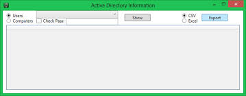 active directory users and computers codeproject