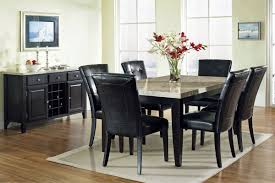 6 chair dining table good on dining room tables and black dining