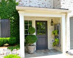 How To Decorate A Patio How To Decorate A Small Front Porch Small Porches Porch And