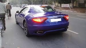 purple maserati supercars u0026 imports delhi page 159 team bhp