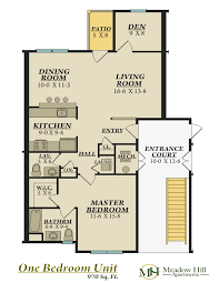 den floor plan apartments for rent chester ny floor plans meadow hill