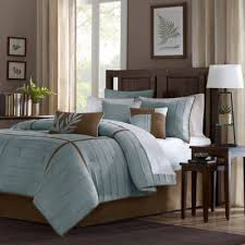 Duvet Covers Brown And Blue Buy Blue California King Comforter Sets From Bed Bath U0026 Beyond