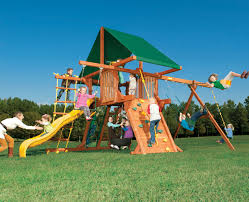 outdoor playsets steepleton