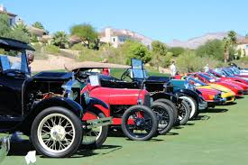 Country Classic Cars - red rock concours d u0027elegance at red rock country club las vegas