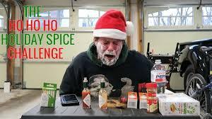 Challenge La Beast The Ho Ho Ho Spice Challenge L A Beast