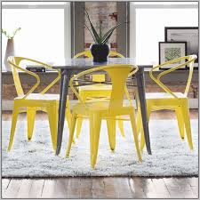 grey and yellow dining chairs chairs home decorating ideas hash
