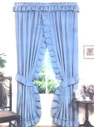 Cape Cod Kitchen Curtains by Bj U0027s Country Charm Ruffled Curtains Ruffled Curtains